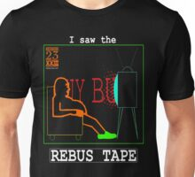 Blipverts Rebus Tape Unisex T-Shirt