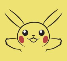 Pikachu! by Lauramazing