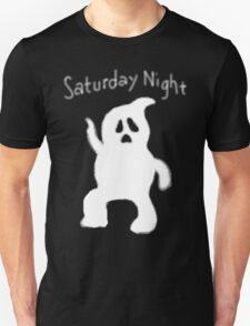 Saturday Night Ghost T-Shirt