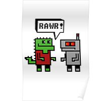 RAWR! Poster