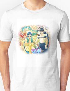 Magi the labyrinth of magic - Aladdin&Judal T-Shirt