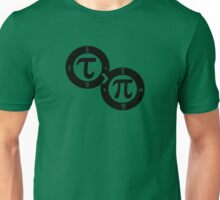 Tau vs Pi Unisex T-Shirt
