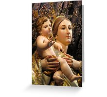 Our Lady of Graces Greeting Card