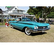 Buick Invicta Vintage Car Photographic Print