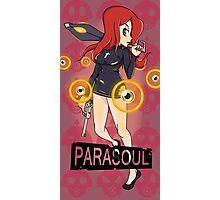 Skullgirls - Parasoul Photographic Print