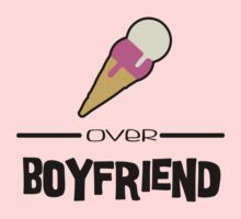 Ice cream/Boyfriend by lenz30