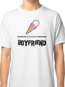Ice cream/Boyfriend Classic T-Shirt