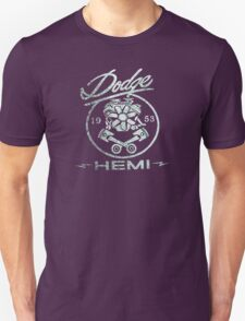New Dodge Hemi Black T-Shirt