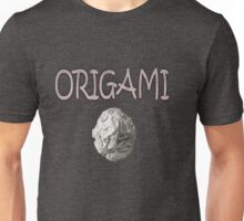 Origami Unisex T-Shirt