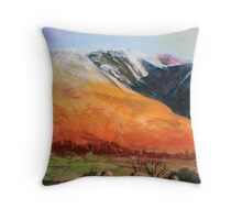 Castlerigg Stone Circle and Blencathra Throw Pillow