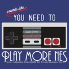 Evolve Today! Play More NES by RetroReview