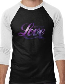 Universal Love Men's Baseball ¾ T-Shirt