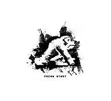Paint Kong Photographic Print