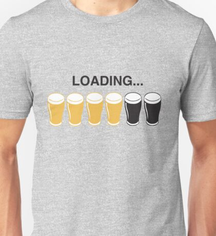 Loading Beers Unisex T-Shirt