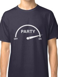 Party on Classic T-Shirt