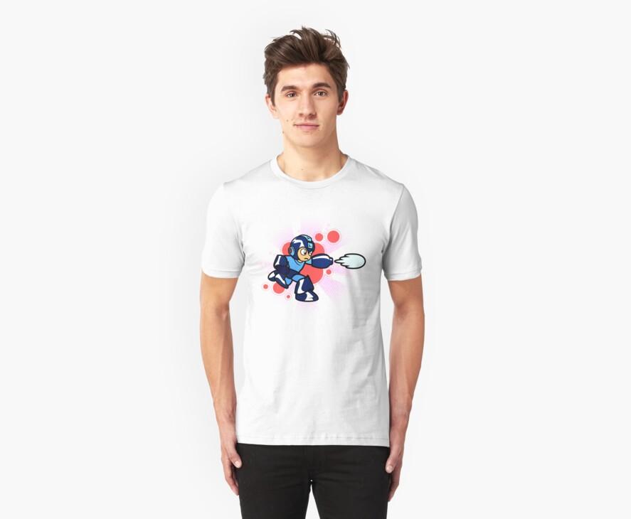 Megaman by WheelOfFortune