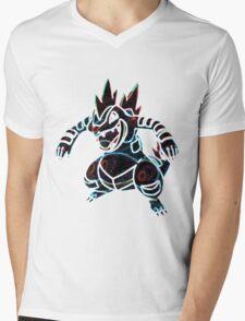 Feraligatr Mens V-Neck T-Shirt