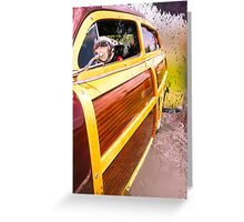 Load Your Board in the Woody Greeting Card