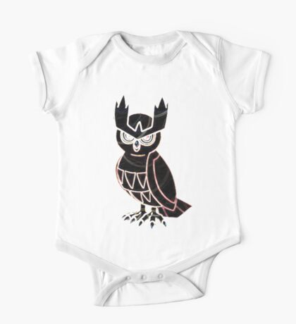 Noctowl One Piece - Short Sleeve