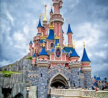 Sleeping Beauty's Castle by FelipeLodi