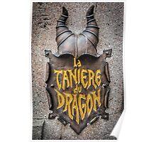 La Caniere du Dragon Poster