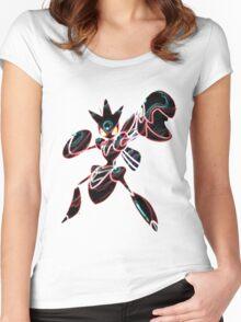 Scizor Women's Fitted Scoop T-Shirt