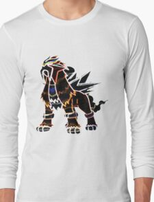 Entei Long Sleeve T-Shirt