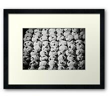 Cookie Army Framed Print