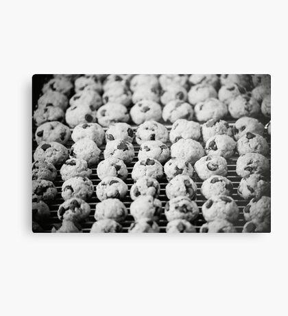 Cookie Army Metal Print