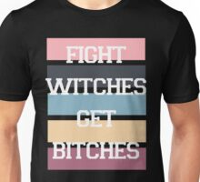 Fight Witches 2 Unisex T-Shirt