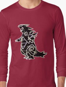 Tyranitar Long Sleeve T-Shirt