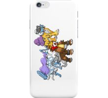 Legendary Beasts iPhone cover iPhone Case/Skin