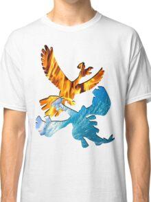 Lugia & Ho-oh Classic T-Shirt