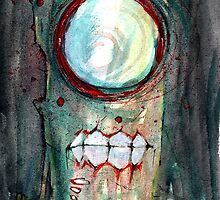 Mini Zombie On by byronrempel