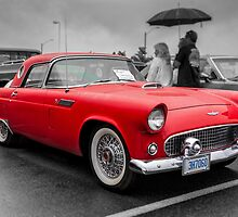 1956 Ford Thunderbird by PhotosByHealy