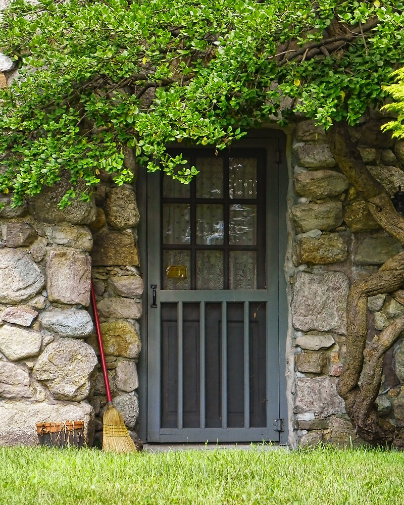 Garden Door by PineSinger