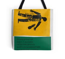 No Body No Crime (Psych) Tote Bag