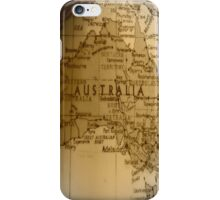Australia the iphone iPhone Case/Skin