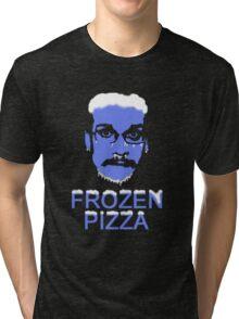 Frozen Pizza John Tri-blend T-Shirt