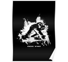 Paint Kong (Alt) Poster