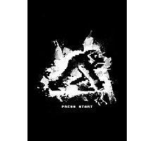 Paint Kong (Alt) Photographic Print