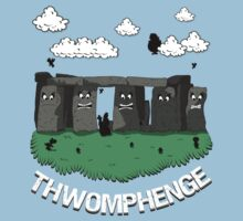 Thwomphenge by BanzaiDesigns