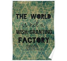 Wish-Granting Factory Poster
