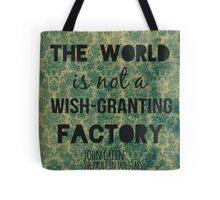 Wish-Granting Factory Tote Bag