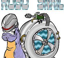 Robo Snail by Skree