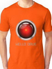 HELLO DAVE Unisex T-Shirt