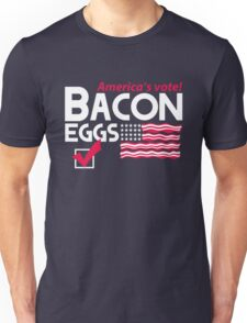 With Liberty and Bacon for All Unisex T-Shirt