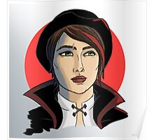 Tales From The Borderlands Fiona Poster