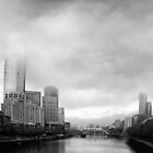 Morning Melbourne Storm - Victoria - Australia by Norman Repacholi