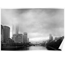 Morning Melbourne Storm - Victoria - Australia Poster